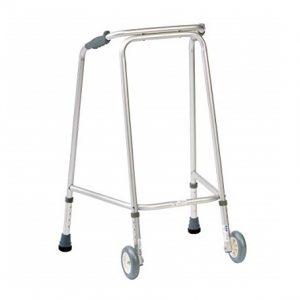 Walking Frame - Rollator Front Wheels