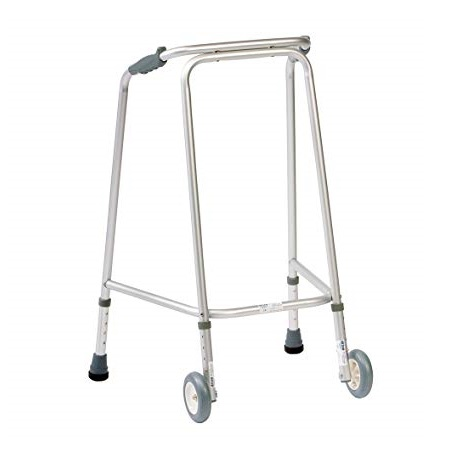 Walking Frame - Rollator Front Wheels