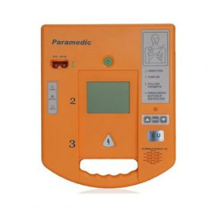 AED Cuer1 & Cuer2 - Battery (External)