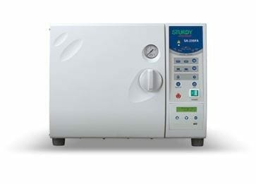 Table top sterilizer, 16 liters, microprocessor control system S class