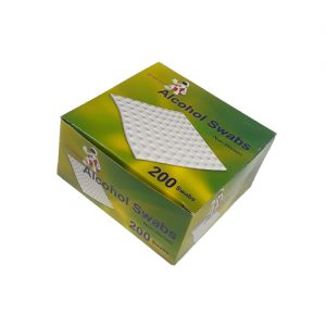 Alcohol swabs - box of 200