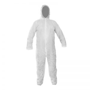 Disposable protective coverall 30 GSM