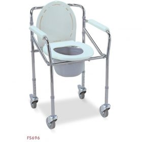 Commode - Castors Lock