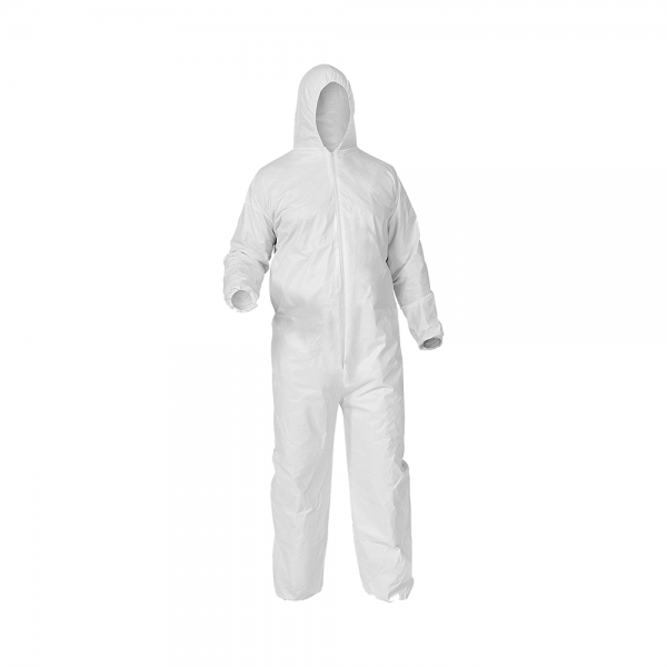 Disposable protective coverall 40 GSM
