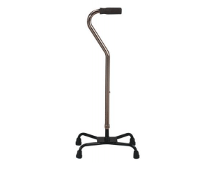 Walking Stick - Quad Bent