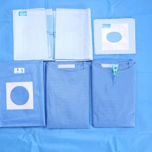 Disposable Double Drape Pack