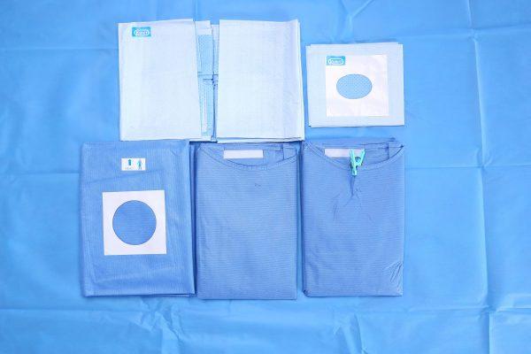 Disposable Double Drape Pack