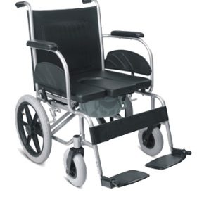 Wheelchair Commode FS609LUP-52