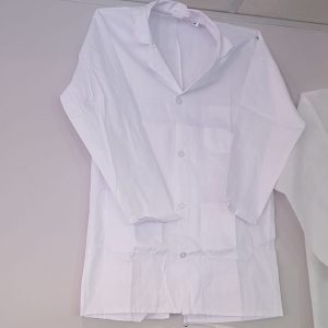Non disposable lab coat