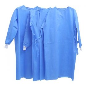 Reinforced non-sterile gowns
