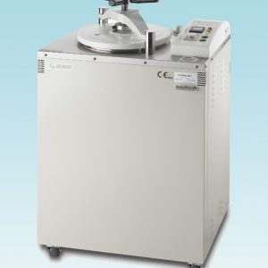 Vertical sterilizer, 50 liters, automatic drying