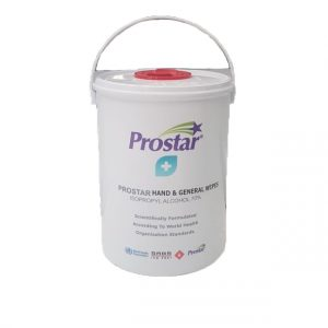 Prostar Hand & General Wipes