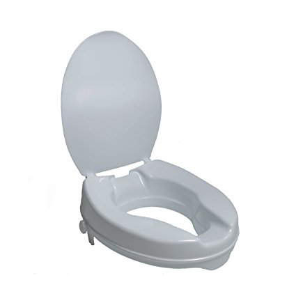 FS666B Toilet seat - raised