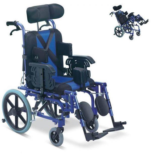 FS958LBCGPY Wheelchair Aluminium
