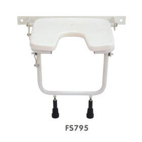 FS795 Shower Chair wall Mounted 90kg