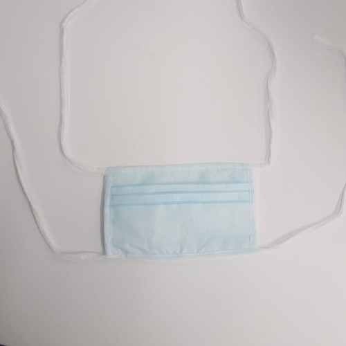 tie back surgical mask