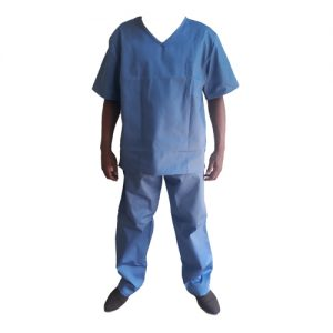 Scrub Set Non Disposable