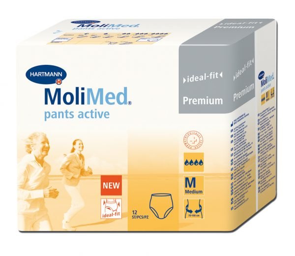 MOLIMED PANTS ACTIVE Medium Ultra Discreet Pull up