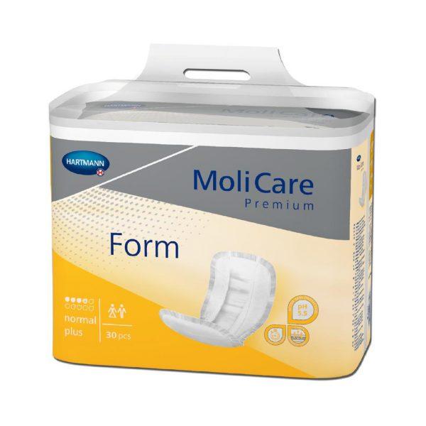 MOLICARE PREMIUM Form - Normal Plus (Yellow)