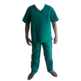 Green Scrub Set 190 GSM