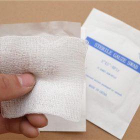 Dressing pad sterile