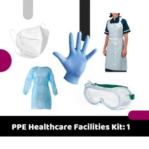 PPE Heath Care Facilities Kit