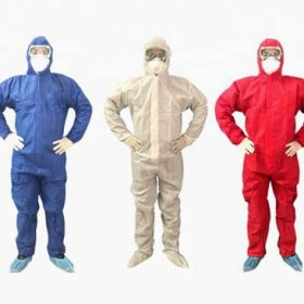 Reusable Polyester Coverall