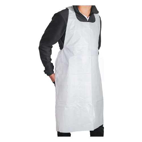 LDPE Plastic Aprons - Disposable